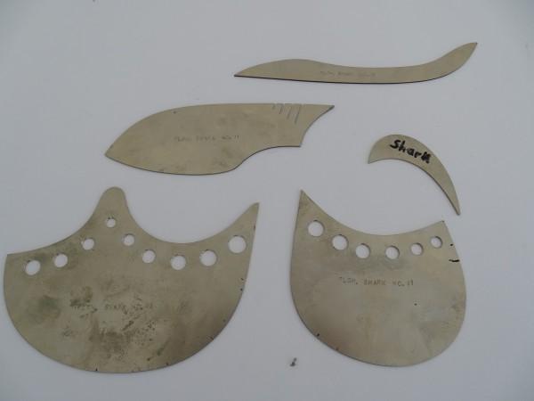 """Muster für """"Flügelhorn SHARK No.11"""""""